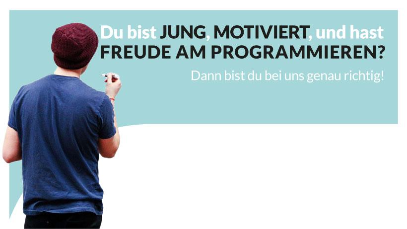 Wir suchen Java Entwickler/innen!