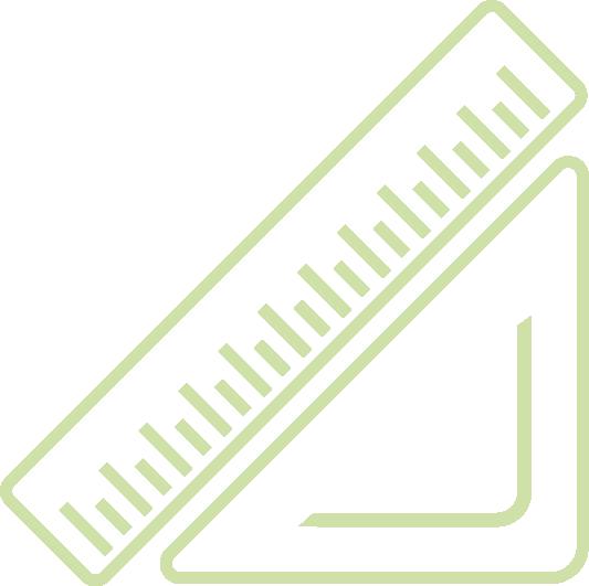 Skalierung Icon Element